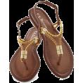 svijetlana - MODCLOTH Thongs - Cinturini -
