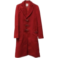 HalfMoonRun - MOSCHINO coat - Jacket - coats -