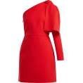 beautifulplace - MSGM  Bow-detail crepe mini dress - Dresses -