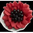 cilita  - Mango Brooch - Other jewelry -