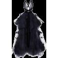 Sheniq  - Marchesa Tiered Ball-Gown - Dresses -
