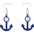Anna Frost - Marine earrings - Earrings -