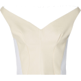 beautifulplace - Marni Off-The-Shoulder Cropped Leather A - Shirts -