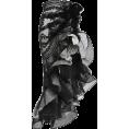 spabrah - Maticevski Exuberant Ruffle Skirt - Skirts -