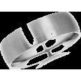 Angara Inc.  - Matte Finish Wedding Band - Rings - $969.00