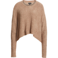 beautifulplace - Mattie Crop Sweater LIRA CLOTHING - Pullovers -