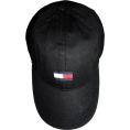 Tommy Hilfiger - Men's Tommy Hilfiger Hat Ball Cap Black - Beretti - $34.99  ~ 30.05€