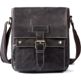 svijetlana2 - Men Genuine Leather Casual Solid Cross-b - Messenger bags - $79.99