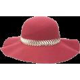 beautifulplace - Metal Banded Floppy Hat - Hat -