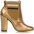 Aida Susi Silva - Metallic Boot - Luiza Barcelos - Boots -