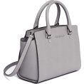 Bev Martin - Michael Kors Gray Handbag - Hand bag -