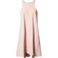 ValeriaM - Milly flared mini dress blush - Dresses - $198.00