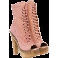 Elena Ekkah - Miu Miu WASHED NAPPA CLOG - Boots -