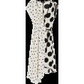 svijetlana2 - Mix Spot Ruched Midi Wrap Dress - Dresses -