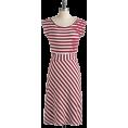 amethystsky - Modcloth Organic Striped Dress - Dresses -