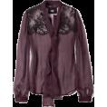 Monika  - Blouse - Long sleeves shirts -