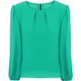 Monika  - Blouse - Long sleeves shirts -