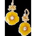 Monika  - Earrings - Earrings -