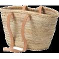 HalfMoonRun - Moroccan basket bag - Hand bag -