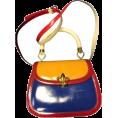 Doozer  - Moschino Hearts Fleur De Lis Cross Body - Hand bag -