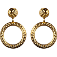 Lady Di ♕  - Moschino - Earrings -