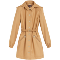 Lady Di ♕  - Mulberry Jacket - coats Brown - Jacket - coats -