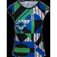svijetlana2 - Multi Color Geometric Print Slim Fit T-S - Magliette - $46.00  ~ 39.51€
