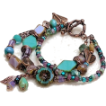 riagr - Multi Strand Bracelet - Narukvice - $46.00  ~ 261,96kn