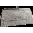 Mundi - Mundi Jeanne Grey - Clutch bags - $28.50