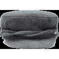 Georgine Dagher - NEW ARRIVALS MAISON MICHEL New Abby wool - Hat -
