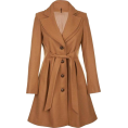 sandra  - Naf Naf coat - Jacket - coats -