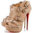 NanaOsaky - louboutin - Shoes -