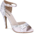 Nayane Resende - Shoes Silver - Sapatos -