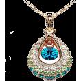 Gianoula  - Necklace - Necklaces -