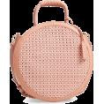 beautifulplace - Nikole Faux Leather Circle Tote SOLE SOC - Hand bag -