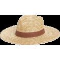 Jungwon Paik - Noake Wheat Straw Hat - Hat -
