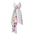 JecaKNS - OFF-WHITE floral sleeveless dress - Haljine -