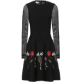 beautifulplace - OSCAR DE LA RENTA Embroidered minidress - Dresses -