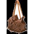 Georgine Dagher - OTTEGA VENETA Intrecciato fringed tote - Hand bag -
