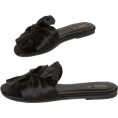LedaTrend - OVS bow black sandals - Sandals - 17.00€  ~ $19.79