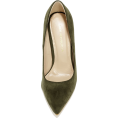 lence59 - Olive Green - Classic shoes & Pumps -