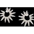 asia12 - Oscar De La Renta - Earrings -