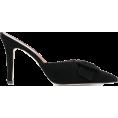 martinabb - PARIS TEXAS buckle-embellished mules - Klasične cipele -