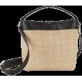 beautifulplace - PERRIN Le Mini Baggala Leather And Raffi - Borsette -