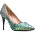 Georgine Dagher - POLLINI glittered pumps 295 € - Classic shoes & Pumps -