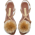 lence59 - POMPOM SANDALS - Sandale - 25.95€