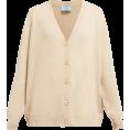 beautifulplace - PRADA  Cut-out cashmere cardigan - Cardigan -