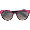 JecaKNS - PRADA EYEWEAR round frame sunglasses - Sunčane naočale -