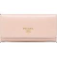 beautifulplace - PRADA Saffiano leather wallet - Wallets -
