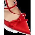 beautifulplace - PRADA  Sculpted-heel satin mules - Classic shoes & Pumps -